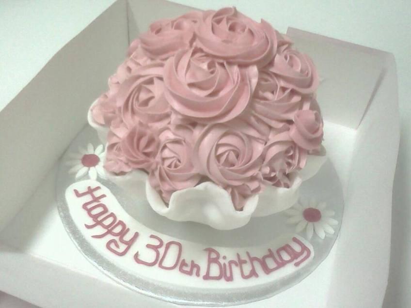 Groovy Fancy Cakes Giant Cupcake Benidorm Albir Alfaz Fancycakesbenidorm Personalised Birthday Cards Xaembasilily Jamesorg