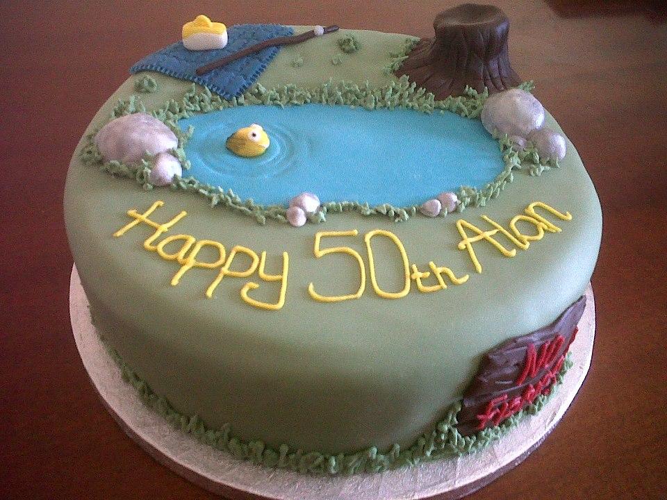 50th Birthday Cake Fancycakesbenidorm
