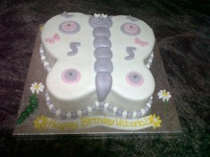 Butterfly cake celebration cakes Benidorm