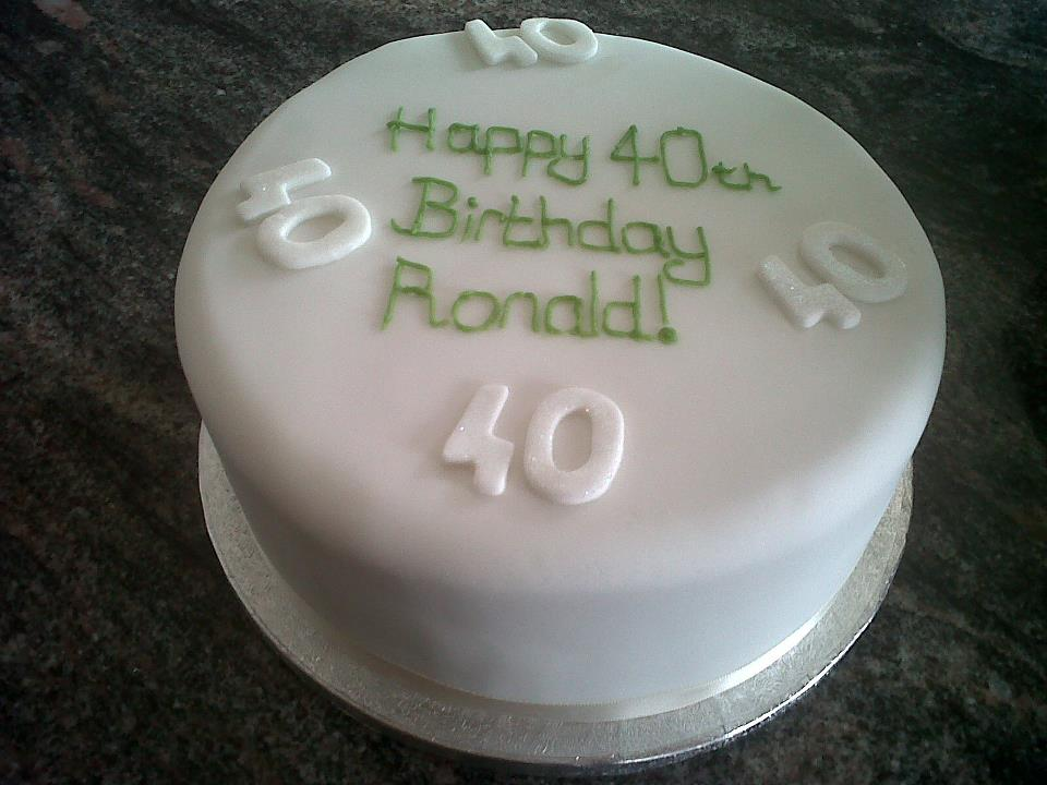 Birthday Cake For Ronald : Pin Dorm Delivereez Cake on Pinterest