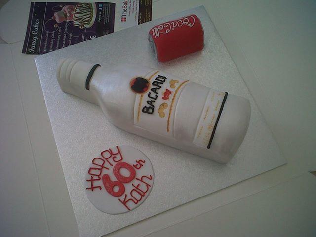 Pin Mini Bacardi Rum Bottles Ajilbabcom Portal Cake On