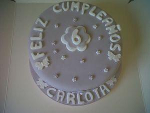Feliz Cumpleanos tarta