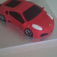 Ferrari F430 Birthday Cake Benidorm