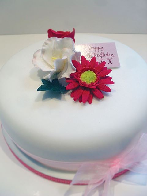 Admirable Plain Birthday Cakes Fancycakesbenidorm Funny Birthday Cards Online Hetedamsfinfo