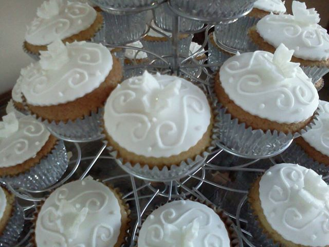 Awesome Wedding Cupcake Designs Ideas Images - Interior Design ...
