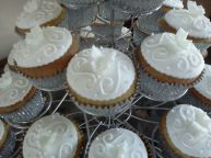 Wedding Cupcake Tower Benidorm