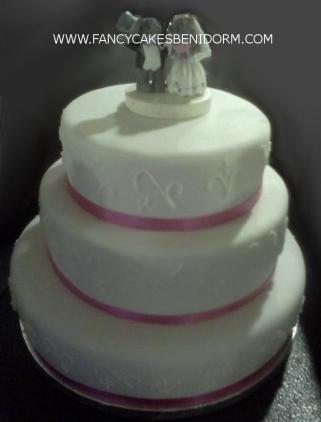 Wedding Cakes Benidorm, Altea, Albir