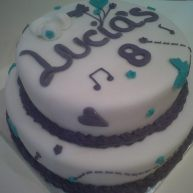 Violetta Birthday Cake Benidorm