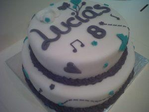 Violetta Birthday Cake Maker Benidorm Costa Blanca